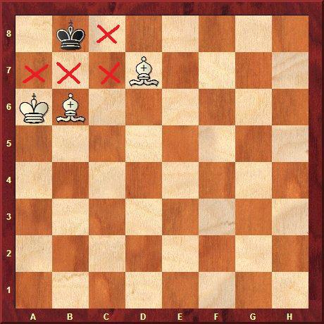 checkmate bishop