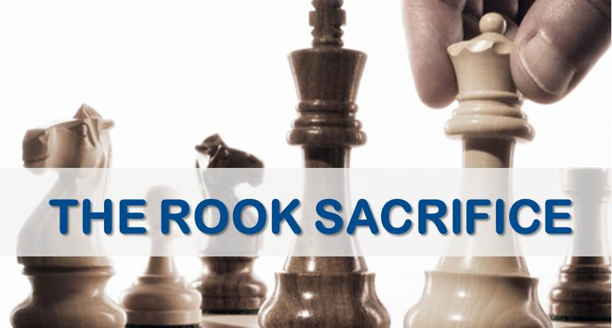 rook sacrifice