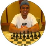 Jeffrey Balbalosa,  National FIDE Instructor, Republic of Palau, 1721 ELO