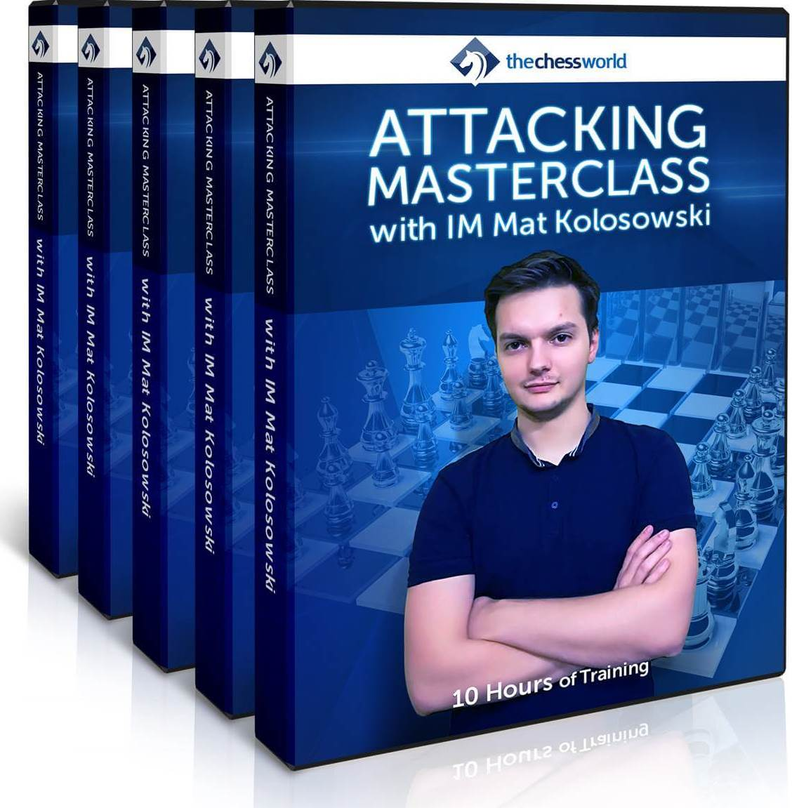 ATTACKING Masterclass with IM Mat Kolosowski Attacking-masterclass