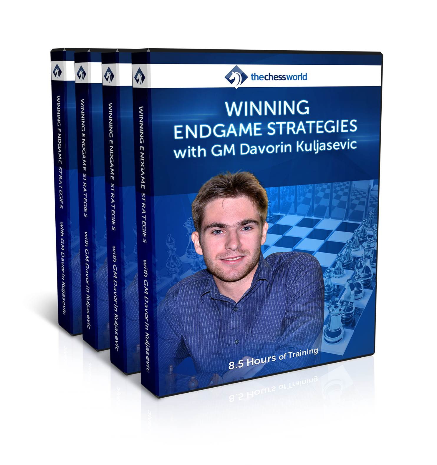 WINNING Endgame Strategies with GM Davorin Kuljasevic Winning-endgame-strategies-gm-kuljasevic